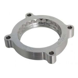 AFE Silver Bullet Throttle Body Spacer Ford Mustang GT