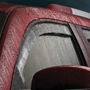 Side Window deflector (Dual Cab) - GMC 1500
